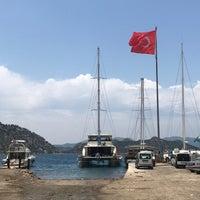 Photo taken at Loçatürk Shipyard by Konur Alp Ç. on 6/4/2017