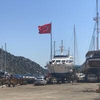 Photo taken at Loçatürk Shipyard by Konur Alp Ç. on 6/1/2017