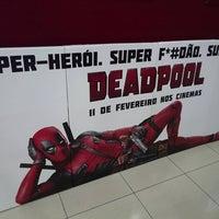 Photo taken at Cinesercla by Tarcísio J. on 2/13/2016