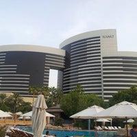 Снимок сделан в Гранд Хаятт Дубай пользователем Denis S. 7/18/2013