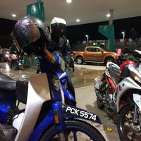 Photo taken at PETRONAS Station by Akmal H. on 8/28/2017