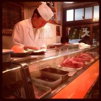 Photo prise au Sushi Dai par Joy S. le11/12/2012