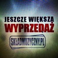 Photo taken at skladmuzyczny.pl by Rafał R. on 5/11/2015