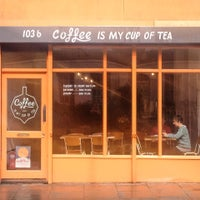 Photo taken at Coffee Is My Cup Of Tea by Coffee Is My Cup Of Tea on 11/10/2016