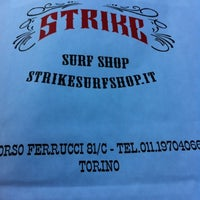 Foto scattata a Strike Surf Shop da Marco B. il 1/5/2013