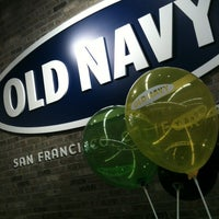 Photo taken at Old Navy by Geoff T. on 11/19/2013