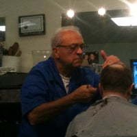 Photo taken at The Barber Shop by Geoff T. on 2/7/2013