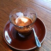 Photo taken at Workshop Espresso by Geoff T. on 7/6/2013
