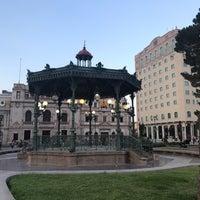 Photo taken at Plaza de Armas by Ivan C. on 6/16/2017