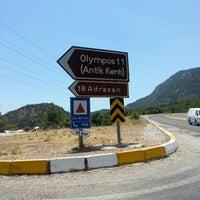Foto diambil di Olympos Antik Kenti oleh Ali Rıza Ö. pada 6/24/2013