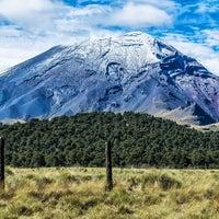Foto tomada en Parque Nacional Iztaccíhuatl-Popocatépetl por ch h. el 6/4/2013