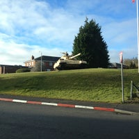 Photo taken at Catterick Army Garrison by Danny J. on 1/10/2013