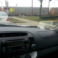 Photo taken at Metra - Franklin Park by Dan C. on 10/22/2012