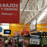 Photo taken at Walmart by Carlos Daniel M. on 8/1/2013