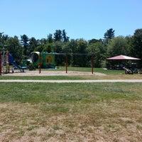 Photo taken at Springvale Park by Leonard T. on 8/24/2013