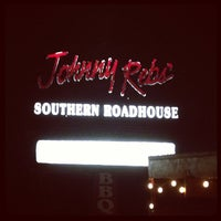 Photo taken at Johnny Rebs' by Thee-O O. on 1/13/2013