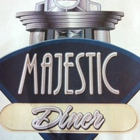 Photo taken at Majestic Diner by Jessica W. on 1/22/2013