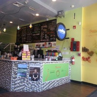 Photo taken at peachwave by Aining Z. on 3/13/2013