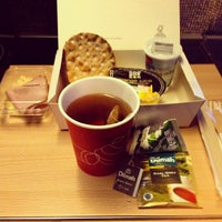 Photo taken at On A Train by Martin L. on 11/28/2012