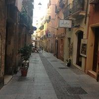 Foto scattata a Antica Cagliari da Valeriya S. il 8/5/2013