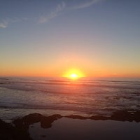 Photo taken at MacKerricher State Beach by Vicki T. on 1/19/2014