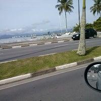 Photo taken at Praia Porto Novo by Anderson Do Nascimento M. on 11/19/2012
