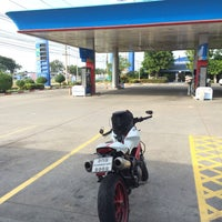 Photo taken at PTT Jiffy Asia Km.63 by ReviewbyBiere .. on 12/18/2015