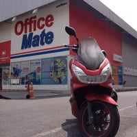 Photo taken at Office Mate by ReviewbyBiere .. on 10/30/2014