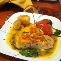 Photo taken at King Tut Middle Eastern & Mediterranean Cuisine by Brandon M. on 7/31/2013