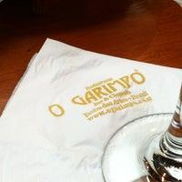 Foto tirada no(a) O Garimpo por Pri G. em 11/28/2012