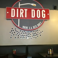 Photo taken at Dirt Dog by Teresa A. on 5/4/2016