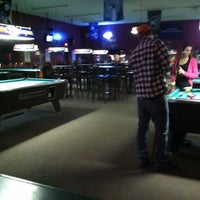 Photo taken at Big Shot Billiards by Kate B. on 12/11/2012