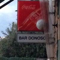 Photo taken at Bar Donoso by Jordi S. on 5/31/2014