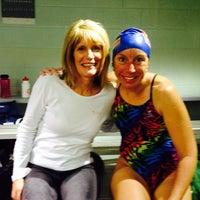 Photo taken at Castle Rock Community Recreation Center Leisure Pool by Tara L. on 2/9/2014