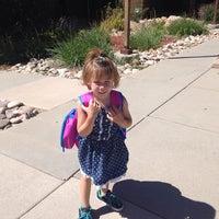 Photo taken at Castle Rock Community Recreation Center Leisure Pool by Tara L. on 9/3/2014