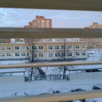 Photo taken at Детский сад № 486 by Николай Н. on 12/18/2012