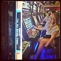 Photo taken at Micccosukee Resort & Gaming by Kenya C. on 3/17/2013