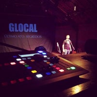 Photo taken at Glocal by Jáder H. on 4/9/2014