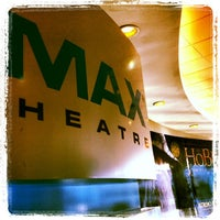 Photo taken at IMAX Theatre Showcase by sibila on 12/30/2012