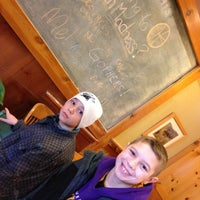 Photo taken at Caribou Coffee by Amanda T. on 3/23/2013