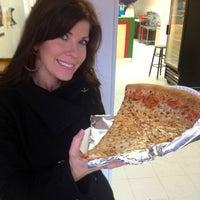 Photo taken at Jumbo Slice Pizza by Christine L. on 2/23/2013
