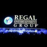 Photo taken at Regal Cinemas Winter Park Village 20 & RPX by Tara O. on 11/29/2012