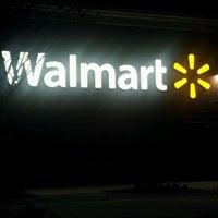 Photo taken at Walmart Supercenter by Tara O. on 11/20/2012