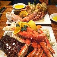 Photo taken at Popei's Clam Bar & Seafood Restaurant by Jaclyn K. on 5/18/2013