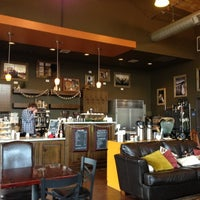 Photo taken at Origin Coffee & Tea by Josh on 12/17/2012