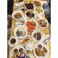 Photo taken at Vienna International Seafood & Teppanyaki Buffet Restaurant by Joan S. on 3/9/2016