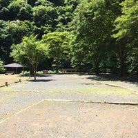 Photo taken at 黒川キャンプ場 by ミニ晴れ on 6/13/2014