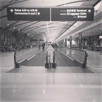 Photo taken at McNamara Terminal by Edgar H. on 3/17/2013