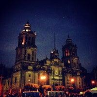 Foto tomada en Centro Histórico por Edgar H. el 12/10/2012
