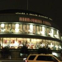 Foto tomada en Louise M. Davies Symphony Hall por Savio Y. el 12/6/2012